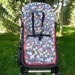 Funda larga silla Bugaboo Camaleon - personalizalá