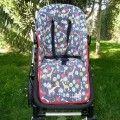 2 pcs Seat cover Bugaboo Camaleon
