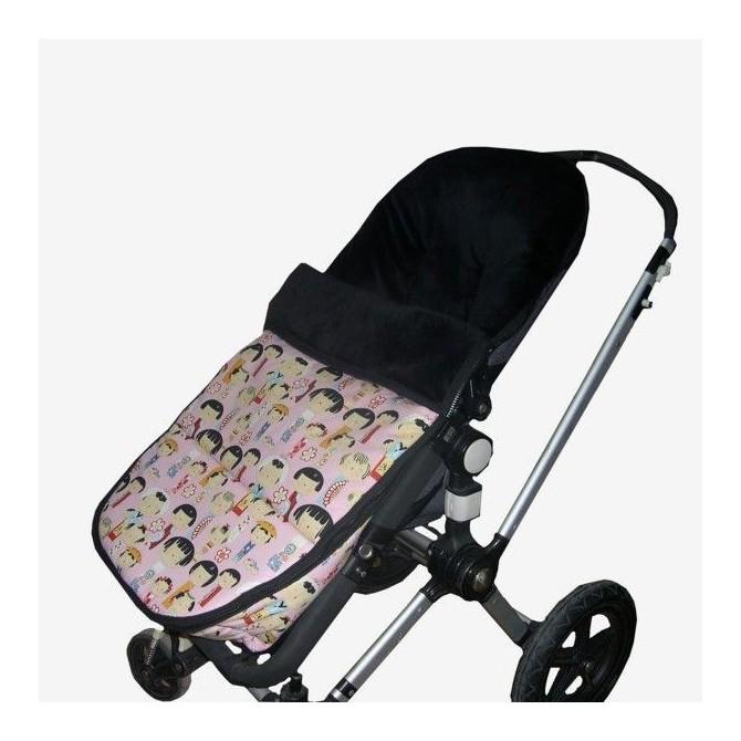 Saco silla Bugaboo Japoneses rosa