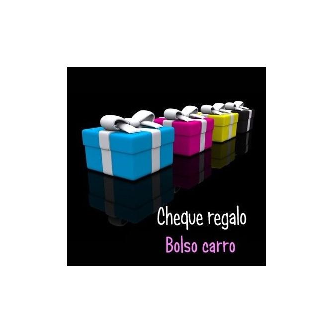 Cheque regalo bolso teoyleo