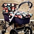 Bugaboo Cameleon Carry cot cover personalized