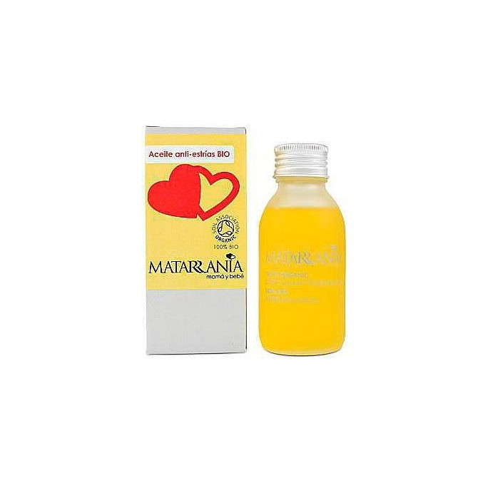 Aceite hidratante Anti Estrias BIO
