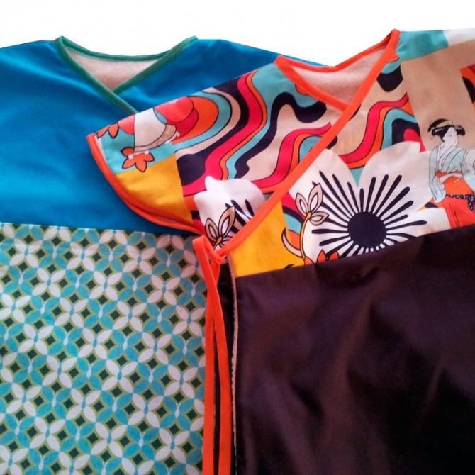 Saco Kimono personalizalo