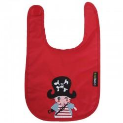 Babero pirata niño