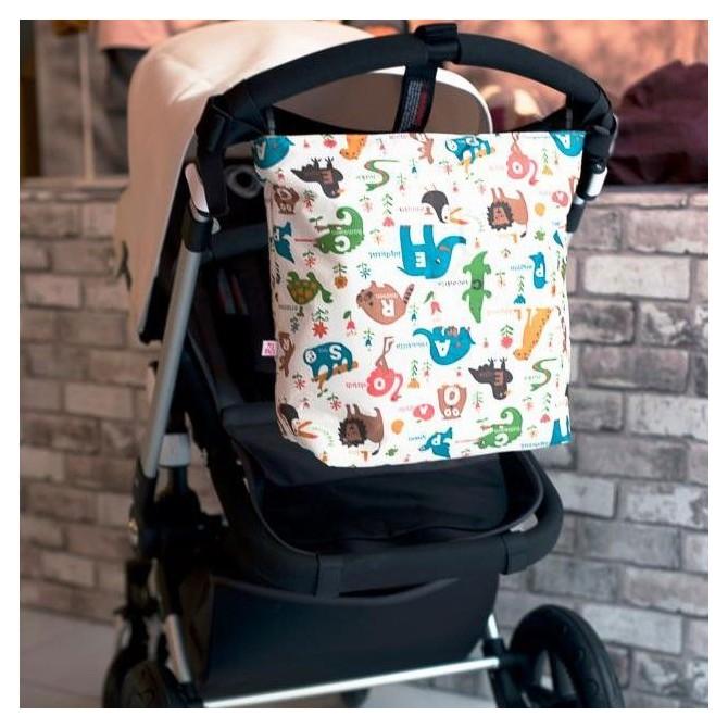 Bolso carro bebé Animales - My Bag´s