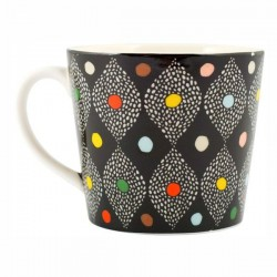 Taza negra Littlephant