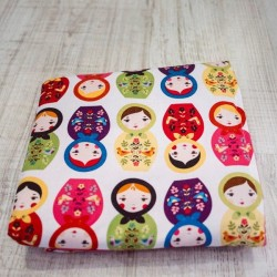 Mantita bebé - Kuki dolls