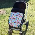 Custom your Bugaboo donkey Footmuff