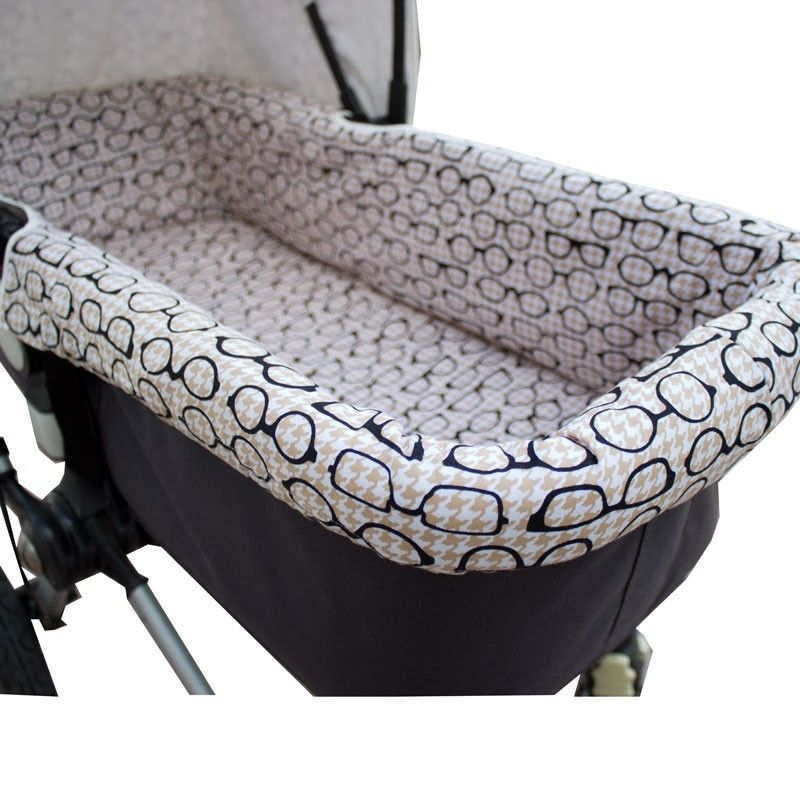 how to make bassinet cover