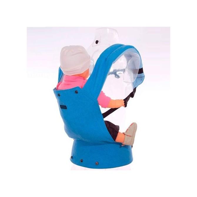 Patapum Baby azul indigo