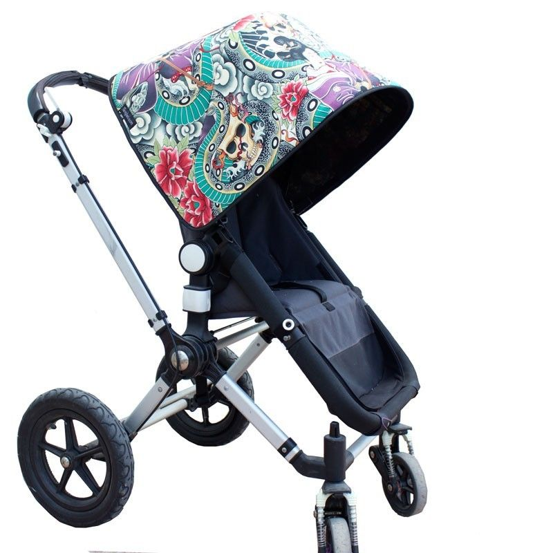 Comprar capota bugaboo camaleon original for Coches con silla para carro
