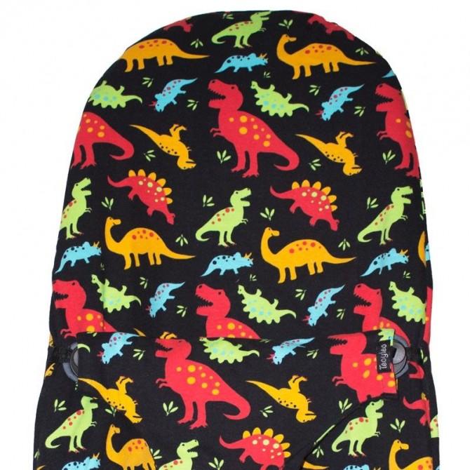 Funda para hamaca de bebe Babybjorn dinosaurios