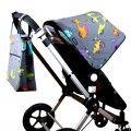 Bugaboo cameleon canopy+stroller bag Vespas