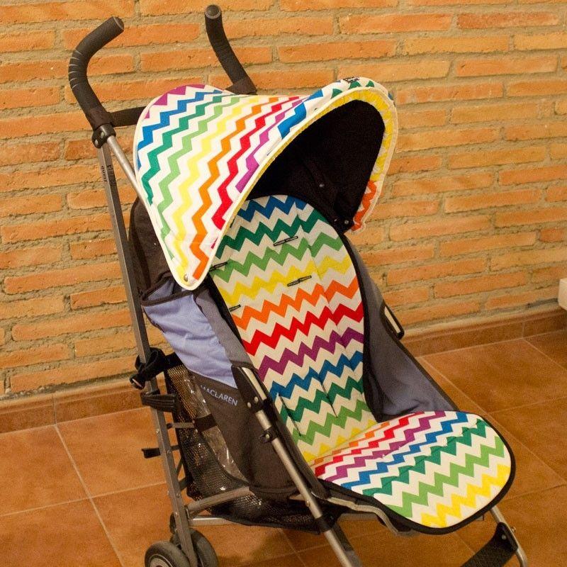 Maclaren renueva tu silla con accesorios unicos for Capota maclaren quest