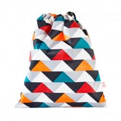 Bolsa multiusos geometrics