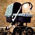 4 Pcs Custom Bugaboo Cameleon bassinet set