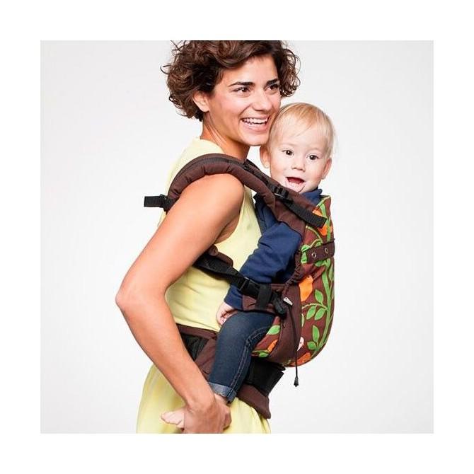Soft baby carrier tweeti choc