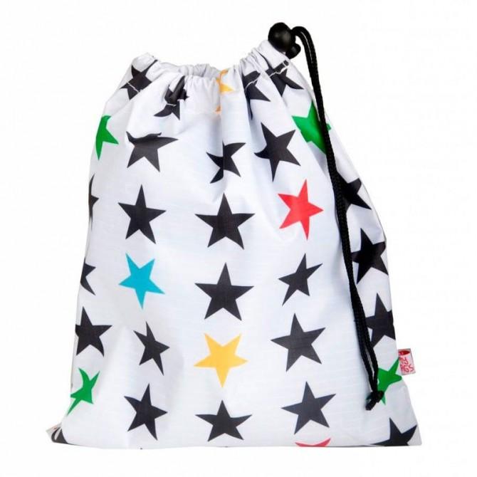 Bolsa multiusos estrellas blanco- My Bag´s