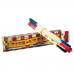 Mikado or wooden pick up sticks