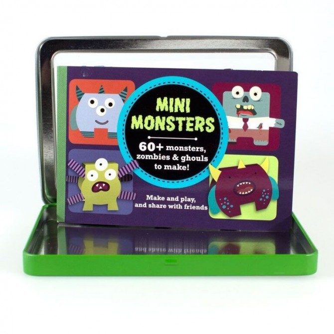 Mini monsters box