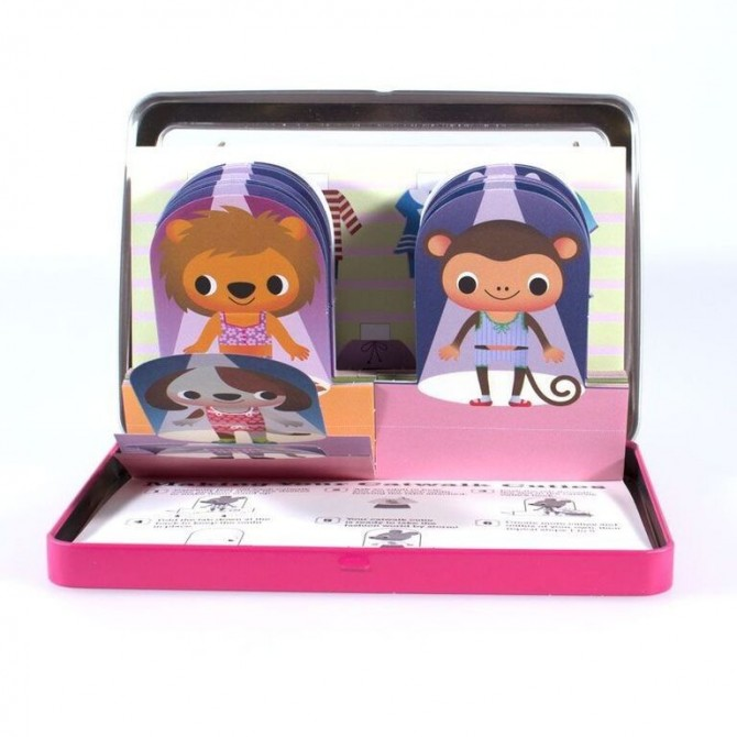 Catwalk cuties giftbox