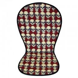 Colchoneta universal para silla de paseo Calaveras