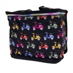 Nevera infantil portatil My bags Animales fondo crema