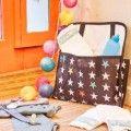 Cambiador bebé Estrellas Mybags