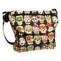 Messenger diaper bag Frida