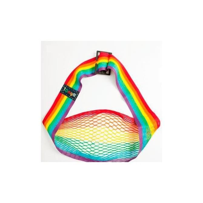 Tonga arcoiris, portabebés
