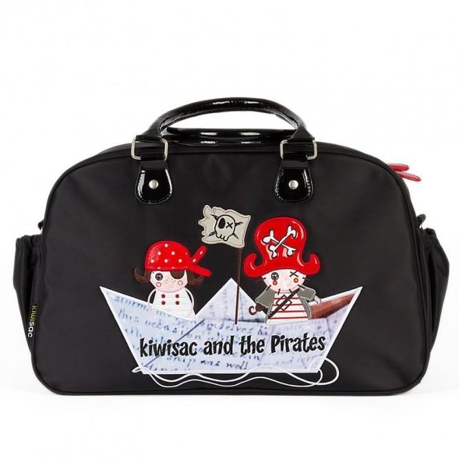 DIaper bag PIRATES.