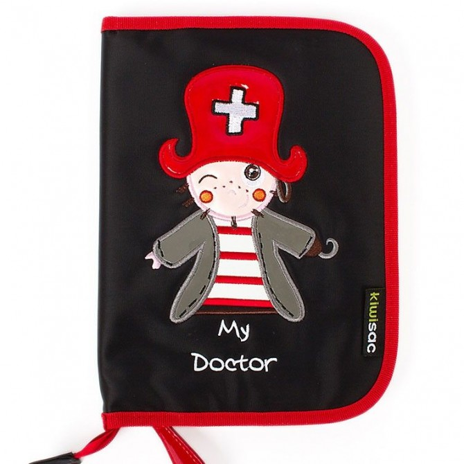 Baby documents wallet boy Pirate