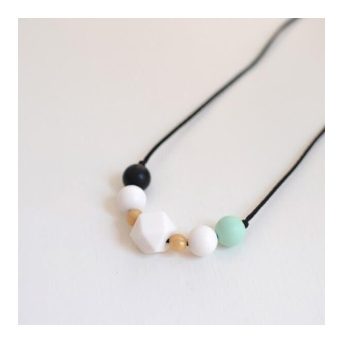 Necklace Baby teether Barcelona