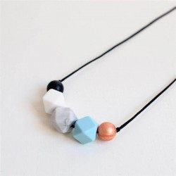 Necklace Baby teether Rome