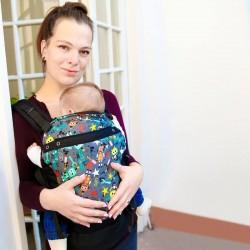 Porte bébé physiologique Navaho