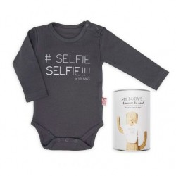 Baby Bodysuit Selfie by Mybags