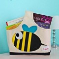 Petit sac caddie abeille