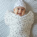 Bamboo swaddle wrap triangles