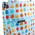 Stroller bag Animal Monsters blue