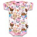 Set regalo bebe - cupcakes