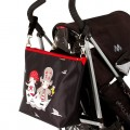 Stroller bag and backpack Pirates Kiwisac