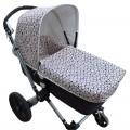 Bugaboo DONKEY pushchair carrycot cover - choose the fabric