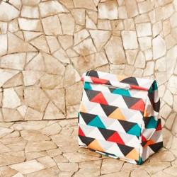 Bolsa de almuerzo snack Geometrics de Mybags