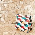 Sac pochette Snack Geometrics de Mybags