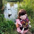 Toy babycarrier Folk tale