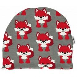 Bonnet naissance des renards gris par Maxomorra