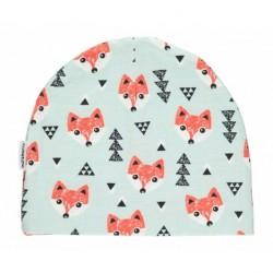 Bonnet naissance Bambi par Maxomorra