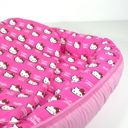 Nido bebé Hello Kitty