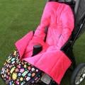 Detalle del saco silla ruedas Bingo Evolution - elige el estampado