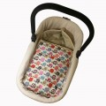Carry cot Footmuff - turtles